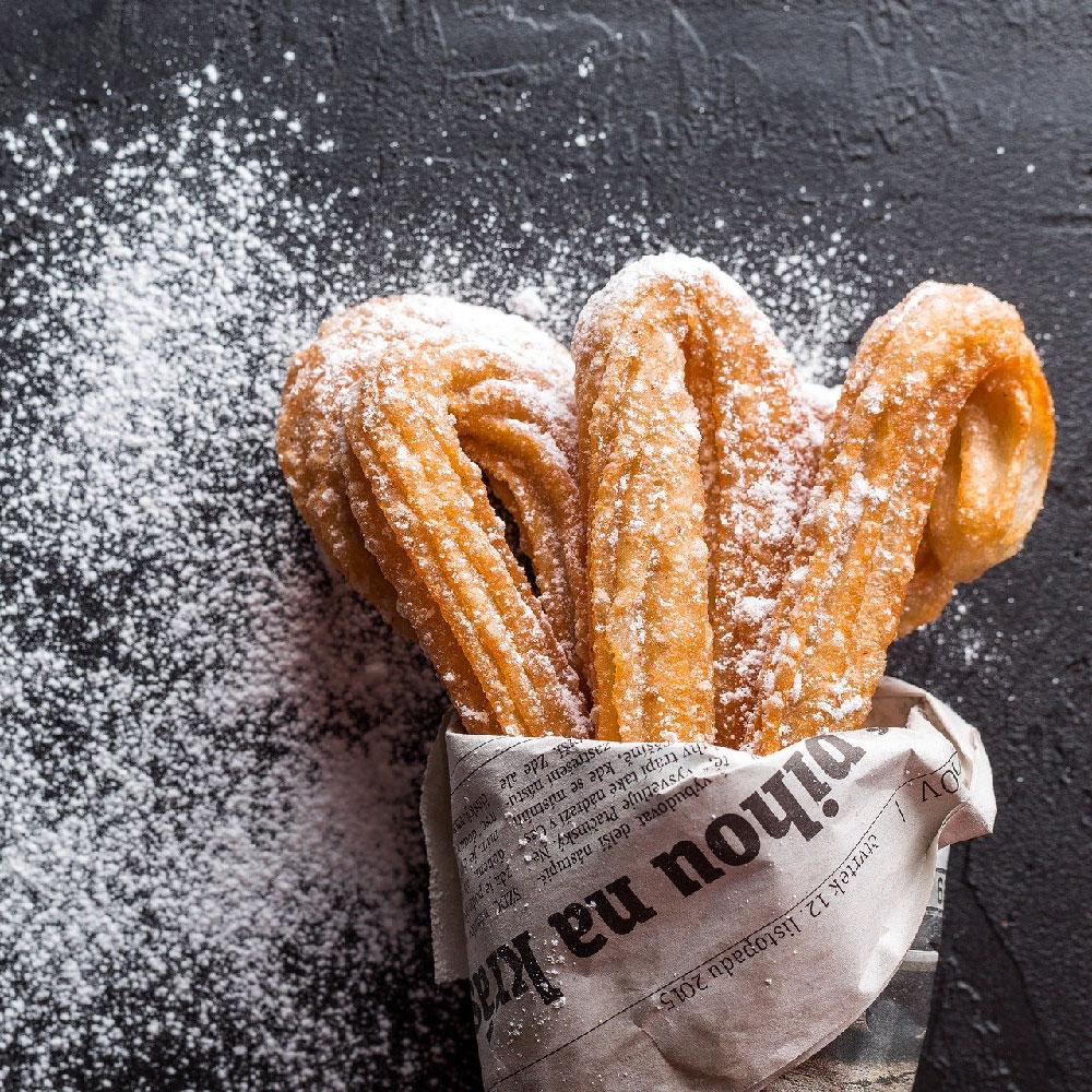 Passion-Huiles d'Olive Arsélia-Recettes-Dessert-churros